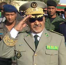 الفريق المديرالعام للامن الوطني الفريق محمد ولد مكت