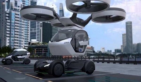البوابة  ــ 15/03/ 2017   ـالمركبات المسيرة قد تكون الموضة التكنولوجية الحالية الرائجة في العالم، لكن ماذا عن سيارتك الجوية الخاصة بك؟